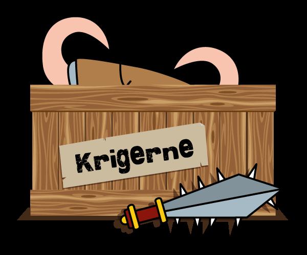 Kajle-Ale og Krigerne