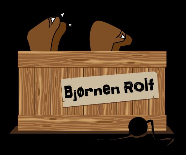Kajle-Ale og Bjørnen Rolf