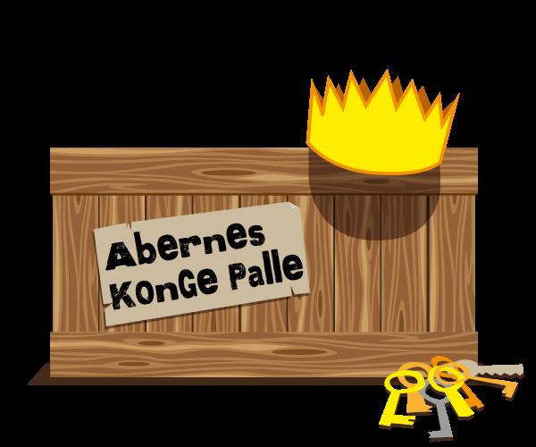 Kajle-Ale og Abernes Konge Palle