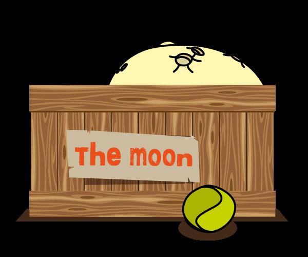 Kajle-Ale and the Moon